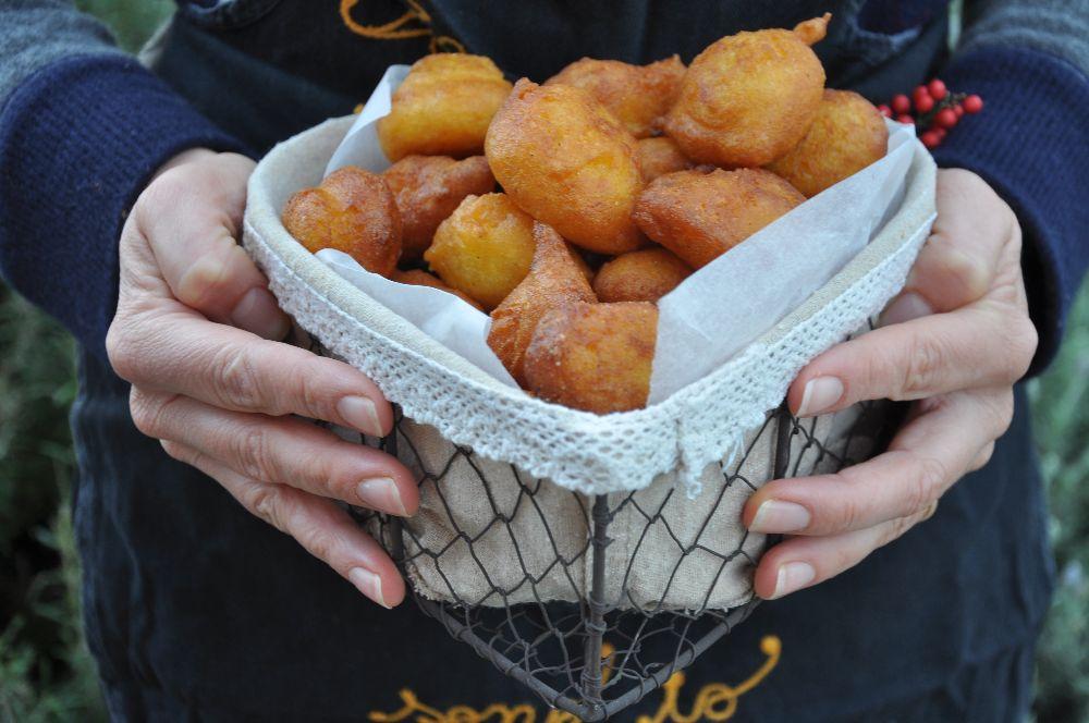 Antipasti gluten free, le frittelle di mais