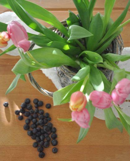 Tulipani in dono