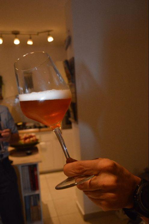 Birra artigianale Svevo per accompagnare le tigelle