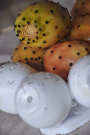 Fichi d'india gialli