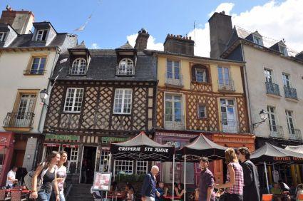 Rennes in Bretagna