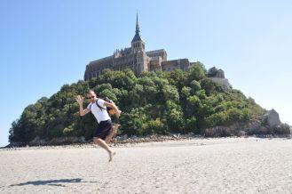 Mont Saint Michel Normandia