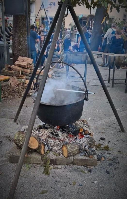 Castagne bollite