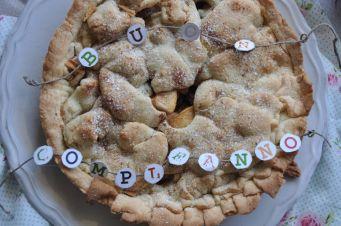 Apple Pie Lavanda Peperina con zucchero alla lavanda
