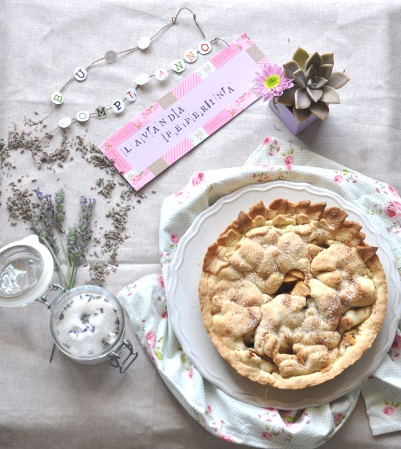 Apple Pie Lavanda Peperina