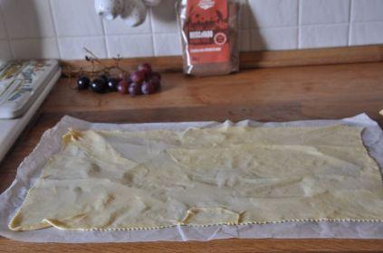 Pasta tirata per strudel