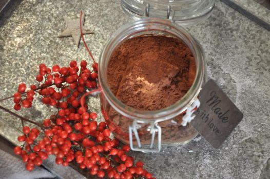 Preparato per cioccolato calda