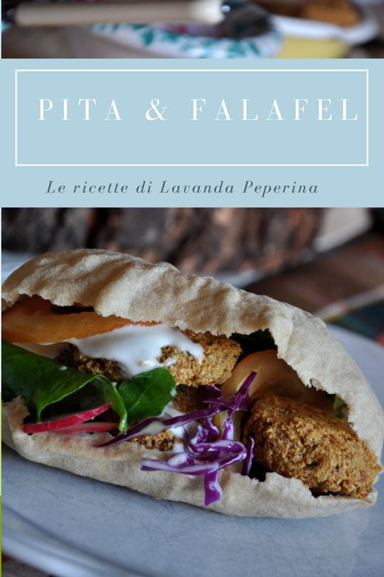 Falafel & Pita Homemade