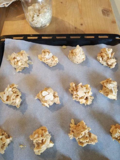 Impasto per biscotti morbidi alle mele
