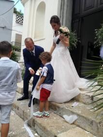 Matrimonio Mary e Tommy