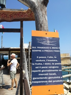 Trabocco Punta Fornace