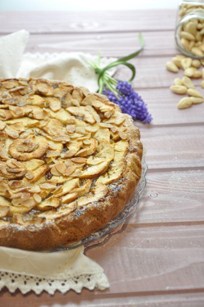 Crostata rustica con confettura di fichi e mele2