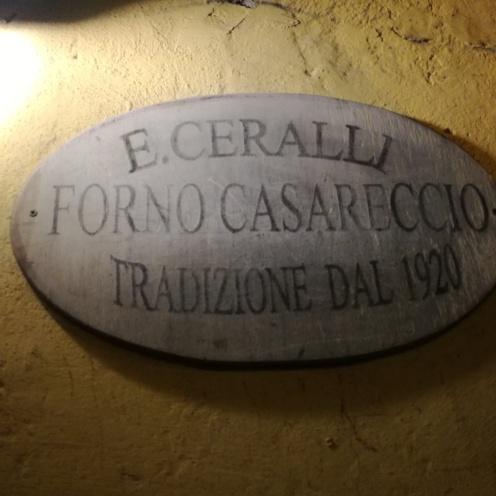 Forno E.Ceralli Frascati